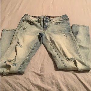 Aeropostale light jeans